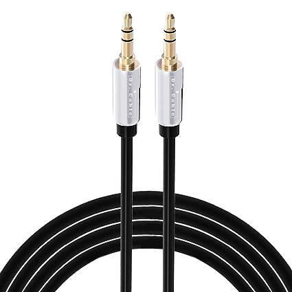 Act Cable 3,5 mm Jack Audio Estéreo (Conector 3,5 mm Macho