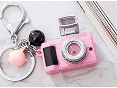 Rosetreee Monedero Llavero de Mini cámara Creativo Infantil ...