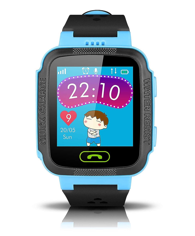 Smartek Smartwatch para Niños, Llamada de Emergencia SOS ...