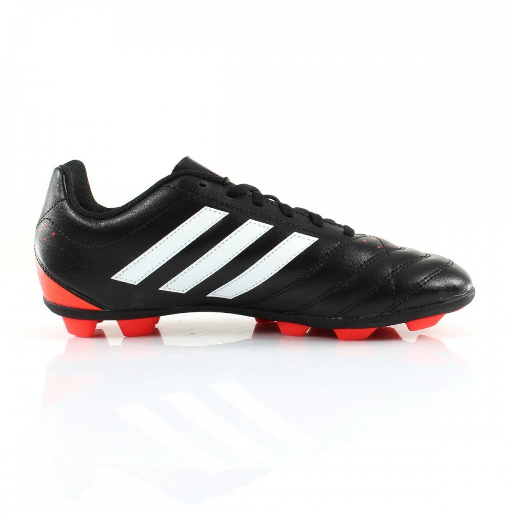 ab62dd71533f3 adidas Unisex Kids  Chaussures de Football Performance Goletto V Hg Junior  Football Boots Black Size  11.5K  Amazon.co.uk  Shoes   Bags