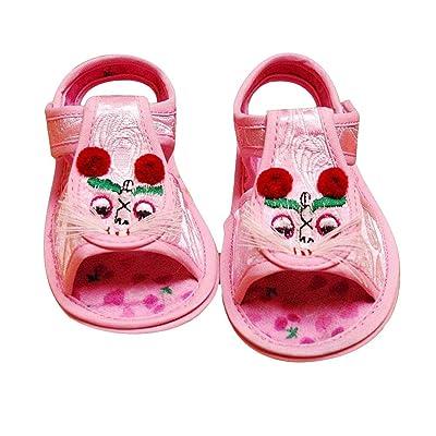Chaussures Exquises pour Bébé 100% Cousues à la main de l'art de la Broderie Chinoise #131