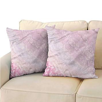 Amazon.com: Ediyuneth - Fundas de almohada, arte moderno ...