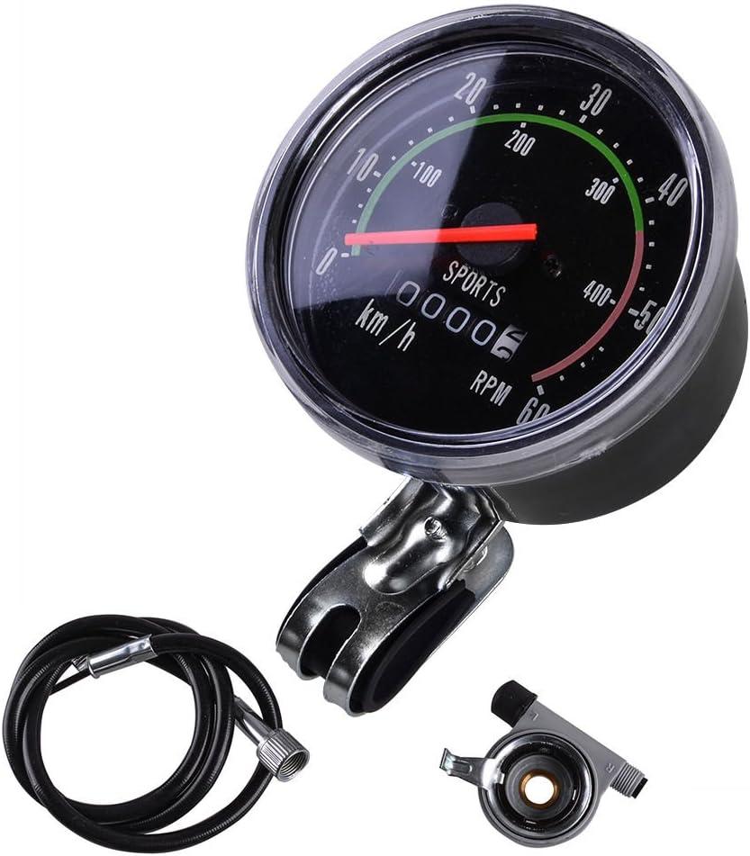 MakeTheOne Old School Bike Speedometer
