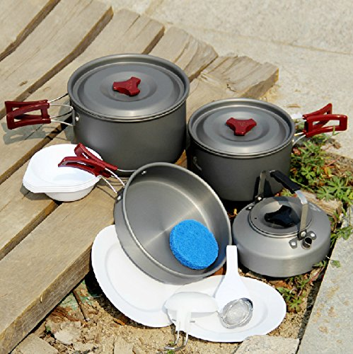 Fire Maple FMC209 Outdoor Camping Cookware Set