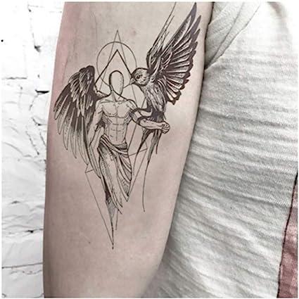 Tatuaje Falso Tatuaje Pegatinas De Tatuaje Hombres Y Mujeres ...