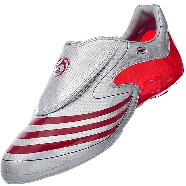 online store 704f6 03e20 Adidas F50.8 Tunit Upper Silver