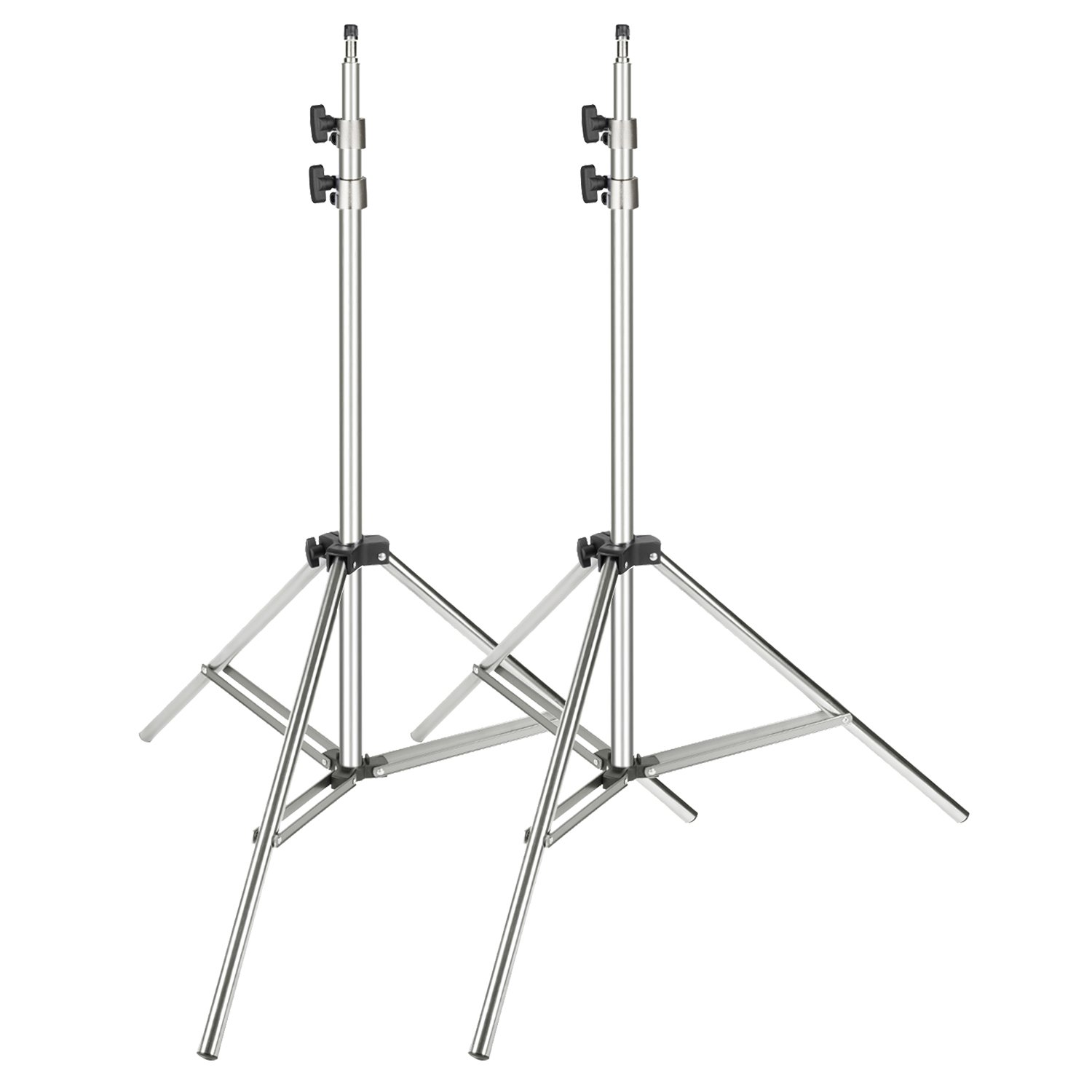 Neewer Light Stand (Stainless Steel)