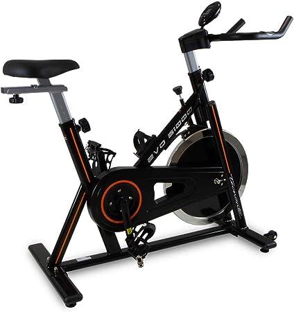 Tecnovita - Bicicleta Ciclo Indoor EVO S1000 YS1000 - Bicicleta de Cadena: Amazon.es: Deportes y aire libre