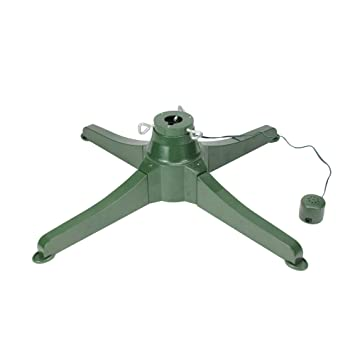 Image Unavailable. Image not available for. Color: Northlight Musical  Rotating Christmas Tree Stand ... - Amazon.com: Northlight Musical Rotating Christmas Tree Stand - For