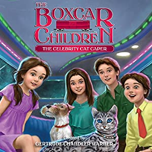 The Celebrity Cat Caper Audiobook