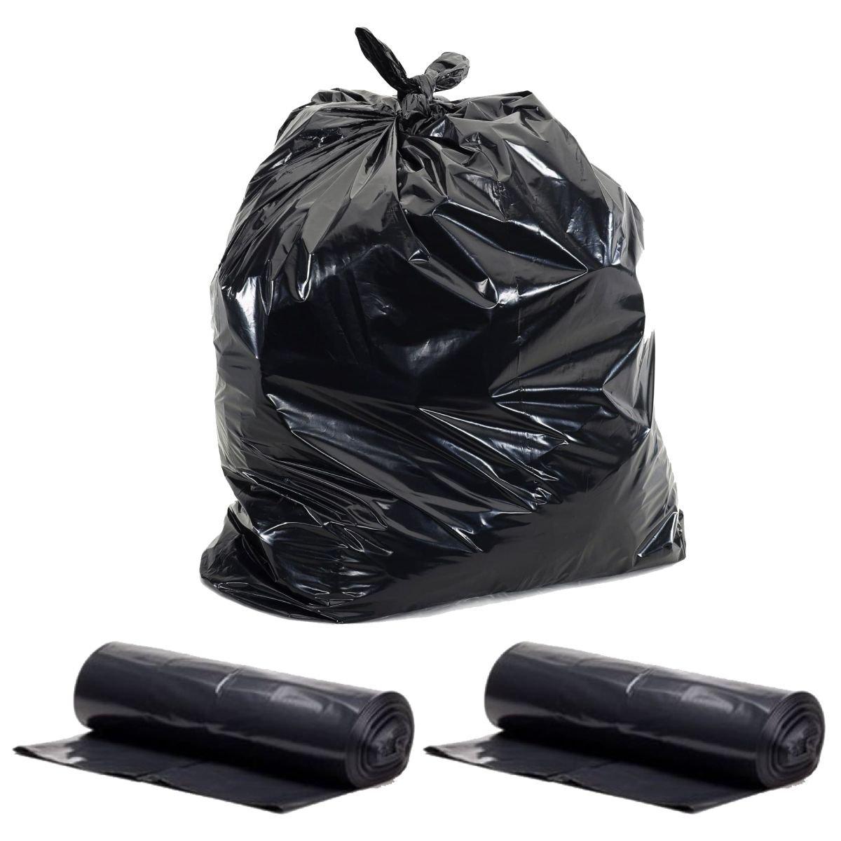 50l Tidyz Drawstring Bin Bags Pack 20