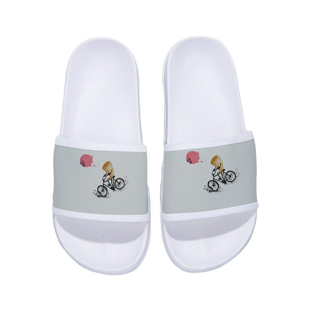 b03e7a798ce37 Amazon.com: CoolBao Boys Girls Anti-Slip Bath Slippers Bathroom ...