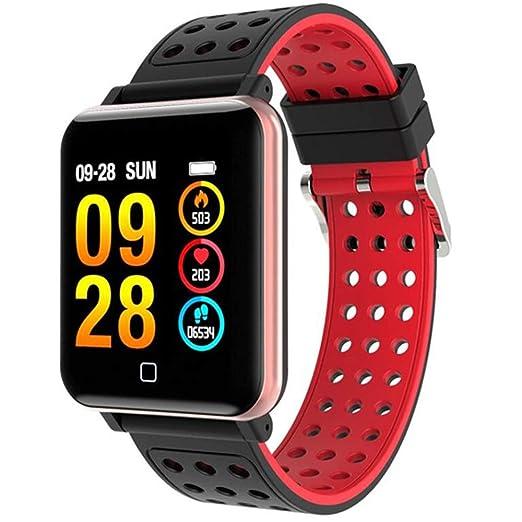 TONGTONG Smart Watch natación Ciclismo fútbol Corriendo Monitor ...