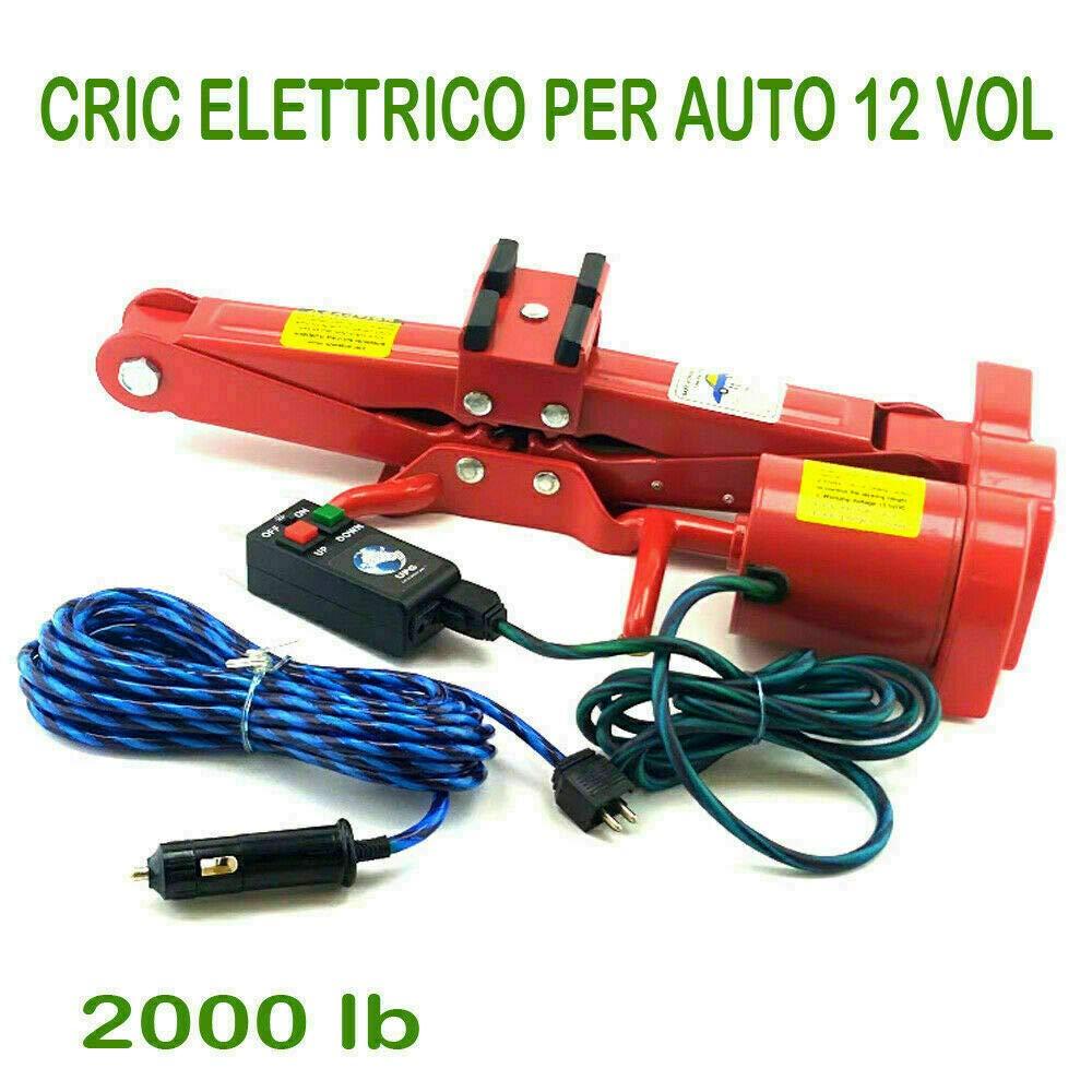 081 Store Cric Cricco Crick Sollevatore Elettrico Sollevamento