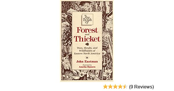 The Book Of Forest Thicket Trees Shrubs And Wildflowers Of