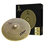"Zildjian L80 Low Volume 18"" Crash Ride Cymbal"