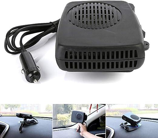 Ghair2 - Desempañador de calefacción para Coche, 12 V, 200 W ...