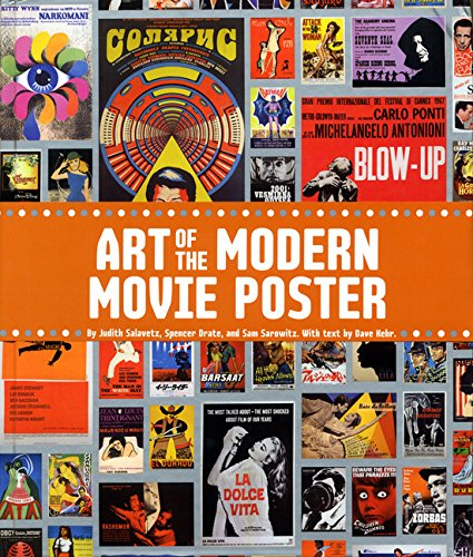 Art of the Modern Movie Poster: International Postwar Style and Design - Movie Poster Design