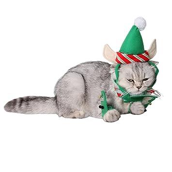 Disfraces de Navidad de Gato 8e37b63e0be