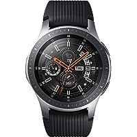 Smartwatch Samsung Galaxy Watch Bt 46mm Pulseira de Silicone, Bluetooth 4.2 e 4gb Sm-r800 Prata
