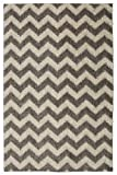 Cheap Mohawk Home Laguna Stitched Chevron Woven Soft Shag Area Rug, 5'x8′, Gray