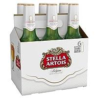 Stella Artois Bottle 6x330ml