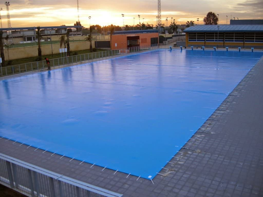 INTERNATIONAL COVER POOL Cubierta de Invierno para Piscina de 6x3 ...