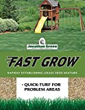 Jonathan Green 40830 Fast Grow Grass Seed, 15 lb