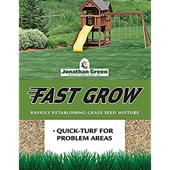 Jonathan Green 10820 Fast Grow Grass Seed Mix, 3 Pounds