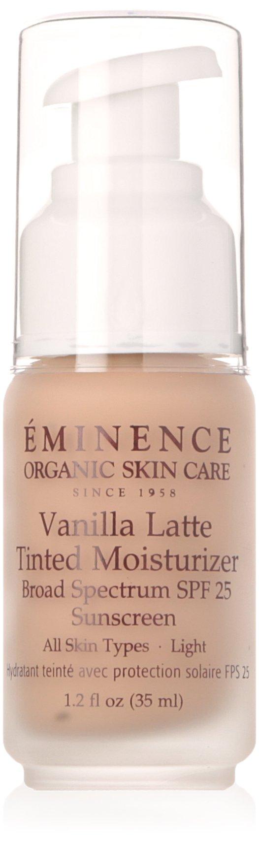 Eminence Vanilla Latte Tinted Moisturizer SPF 25, 1.2 Ounce by Eminence (Image #1)
