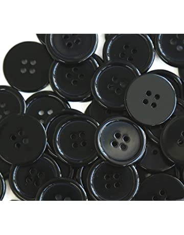 3//4  INCH OFF WHITE PEARL BUTTONS WITH CAT EYE NEW 25 PC