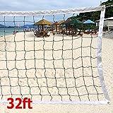 Yaheetech Backyard Beach Competition Volleyball Net , 32 ftx3 ft