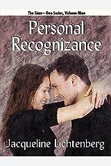 Personal Recognizance: Sime~Gen, Book 9 (Sime-Gen) Kindle Edition