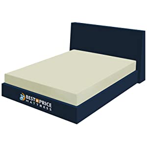 Best Price Mattress - 6 inch Memory Foam Mattress