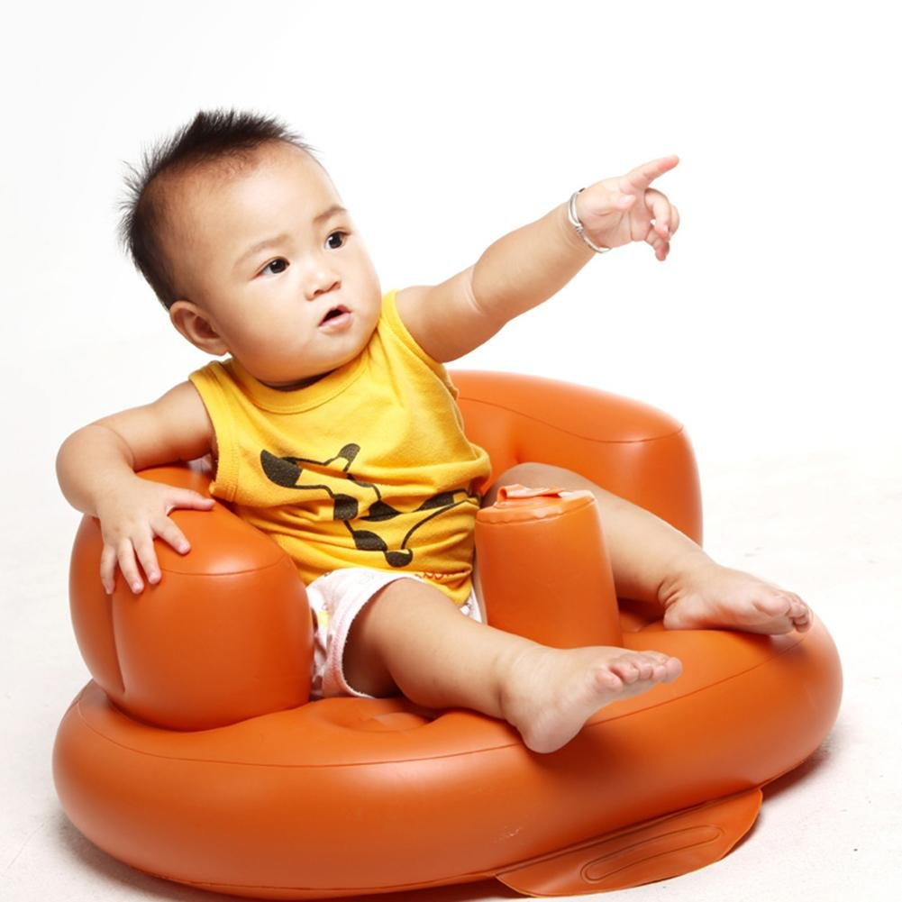 Sedia gonfiabile per bambini, in PVC, per bambini Leiyini