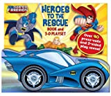 DC Super Friends Heroes to the Rescue, DC, 0794431356