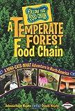 A Temperate Forest Food Chain, Rebecca Hogue Wojahn and Donald Wojahn, 0822574969