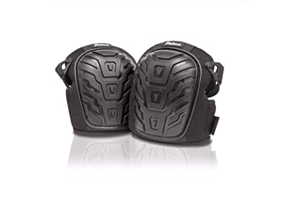Rodilleras profesionales Palema® [aprobadas por TÜV] con acolchado de espuma extra suave y