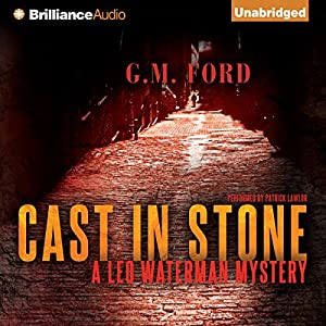 Cast in Stone Audiobook