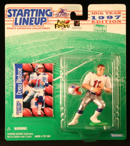 drew-bledsoe-new-england-patriots-1997-nfl-starting-lineup-action-figure-exclusive-nfl-collector-tra