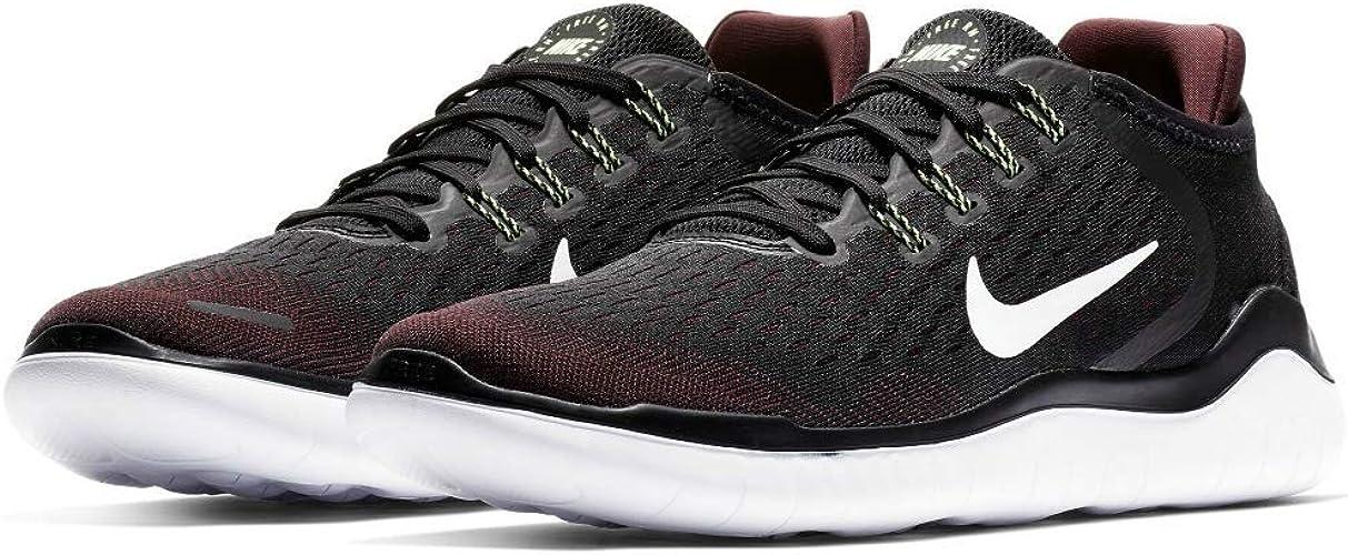 Nike Free RN 2018, Chaussures d'Athlétisme Homme