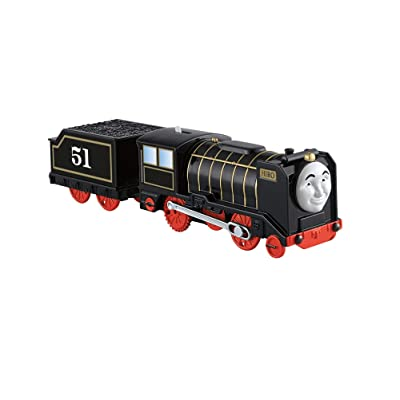 Fisher-Price Thomas & Friends TrackMaster, Motorized Hiro Engine: Toys & Games [5Bkhe1106490]