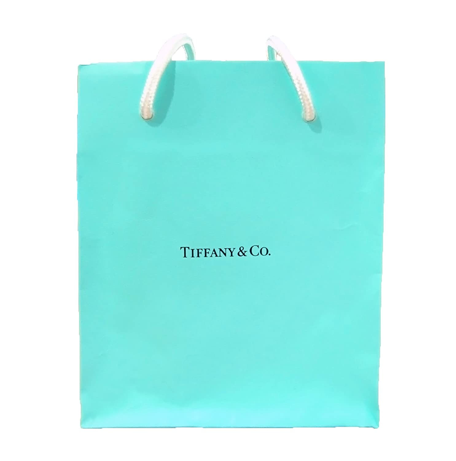 Amazon.com: Authentic Tiffany & Co. Small Gift Bag 6x5x3: Health ...