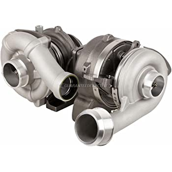 New Compound Turbo Turbocharger For Ford F250 F350 F450 6.4L PowerStroke - BuyAutoParts 40-30165AN New
