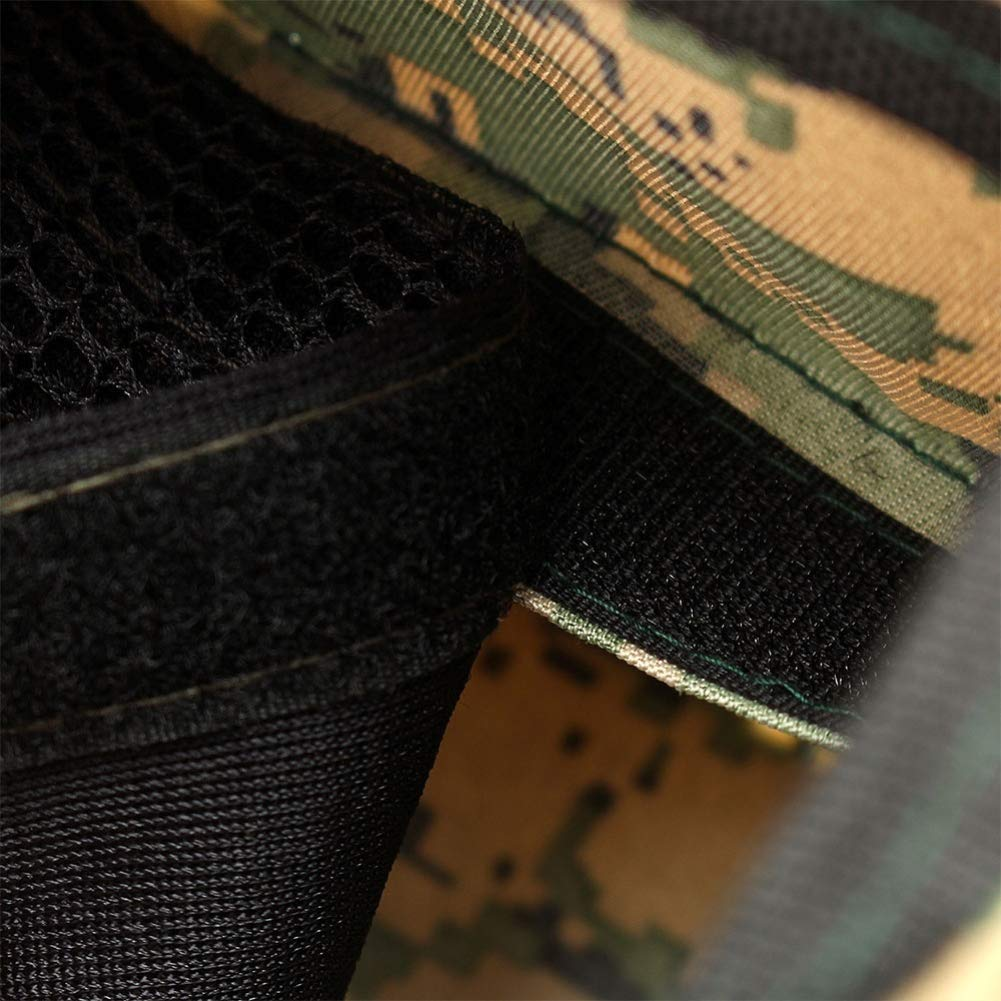 Noir YGQersh Coffret dentra/înement au tir en catapulte pour Cible en Toile de tir Pliable Slingshot Practice
