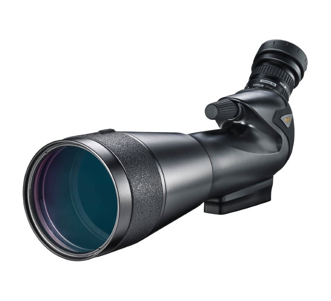 Nikon Prostaff 5 Proscope 82mm Angled Body with 20-60x Zoom, Black by Nikon