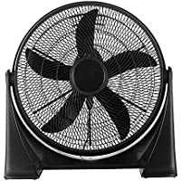 PELONIS FB50-17H Air Circulator Fan, Black
