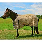 Baker Turnout Sheet 86 Original Plaid