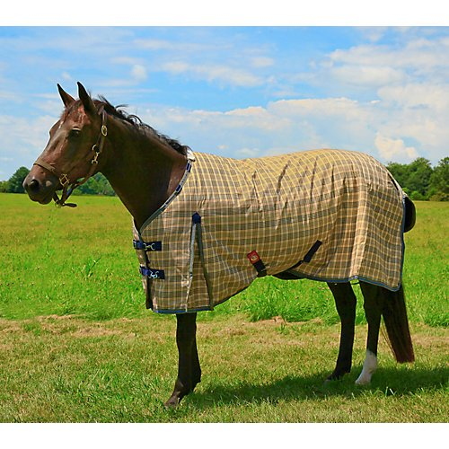 (Baker Turnout Sheet 70 Original Plaid)