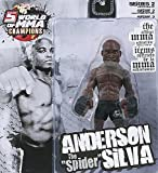 : ANDERSON SILVA - WORLD OF MMA CHAMPIONS 2 TOY MMA ACTION FIGURE